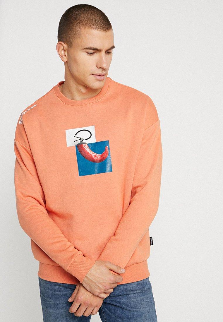 YOURTURN - Sweatshirt - orange