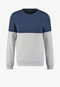 YOURTURN - Sudadera - mottled light grey/dark blue - 5
