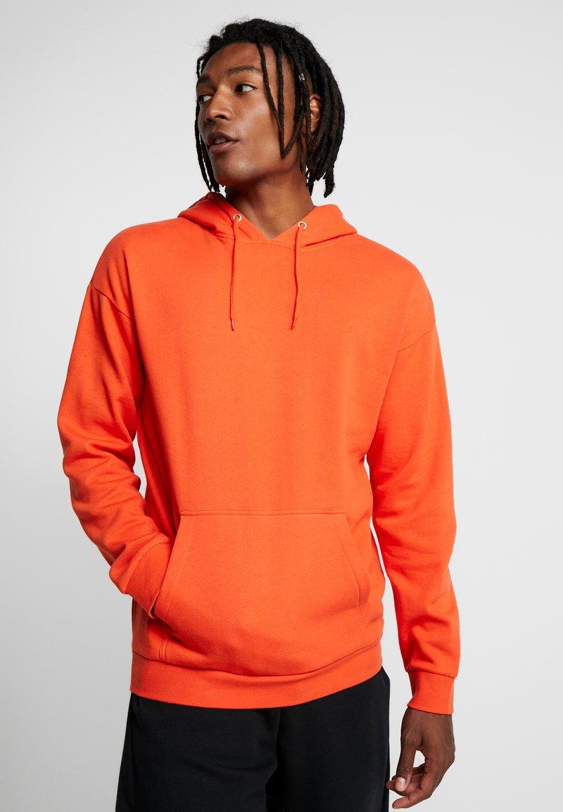 YOURTURN - Hoodie -  yellow orange