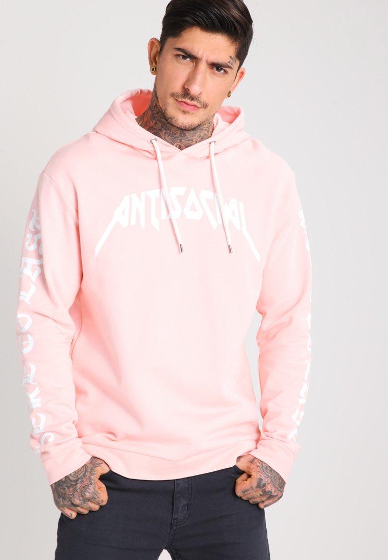 YOURTURN - Jersey con capucha - pink
