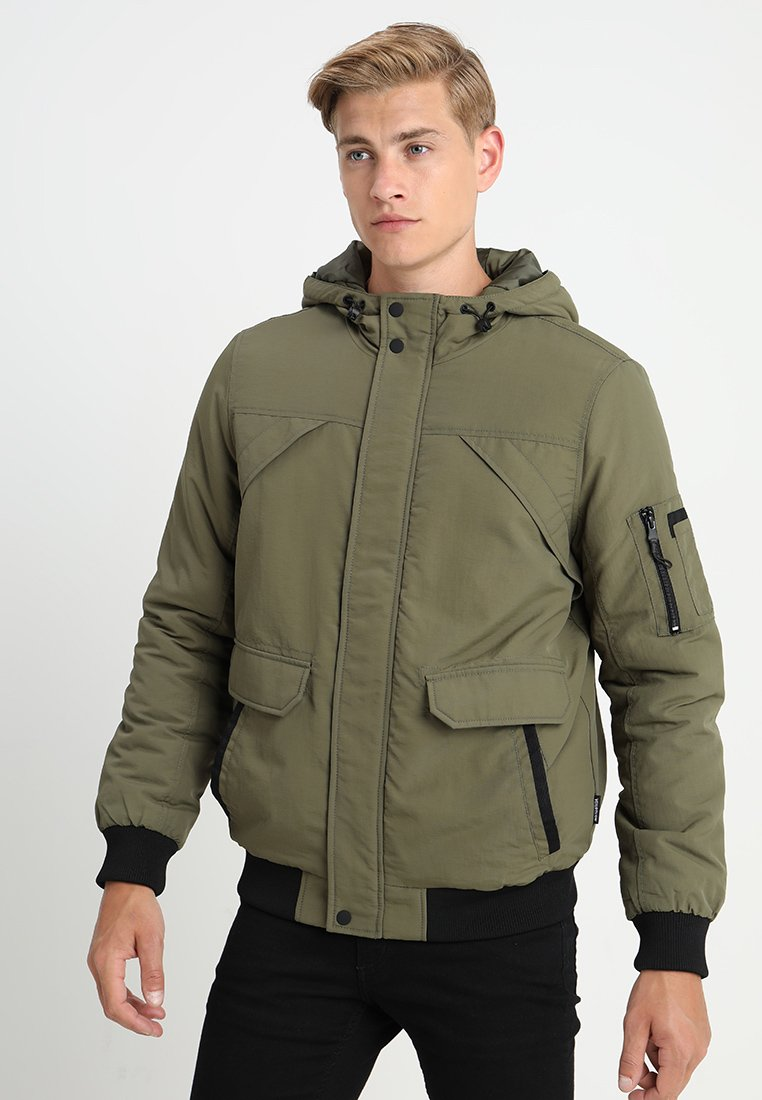YOURTURN - Light jacket - oliv