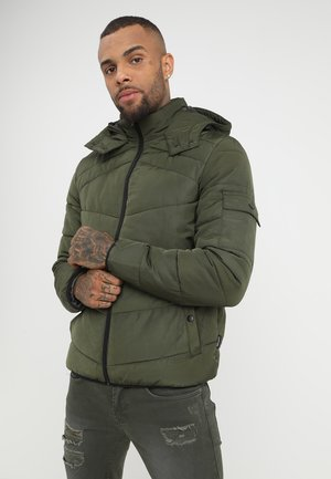 Veste mi-saison - dark green