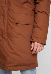 YOURTURN - Winter coat - brown - 3