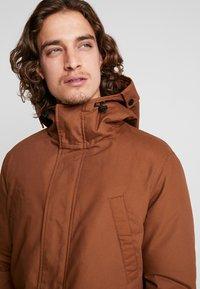YOURTURN - Winter coat - brown - 5