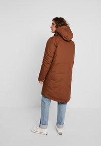 YOURTURN - Winter coat - brown - 2