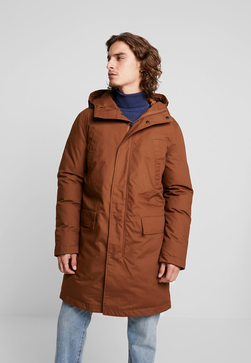 YOURTURN - Winter coat - brown