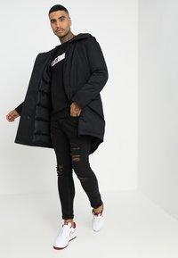 YOURTURN - Winter coat - black - 1