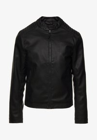 YOURTURN - Giacca in similpelle - black - 4