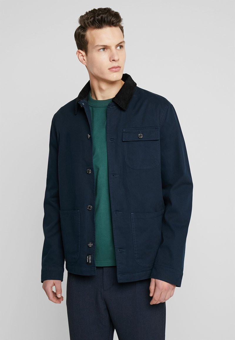 YOURTURN - Summer jacket - dark blue