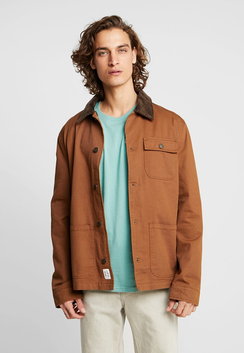 YOURTURN - Summer jacket - brown