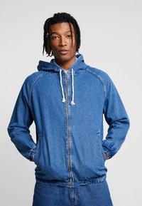 YOURTURN - Kurtka jeansowa - blue denim - 0