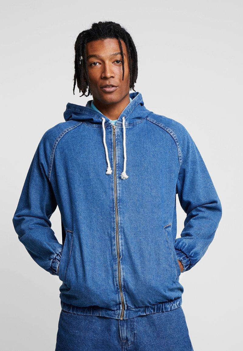 YOURTURN - Kurtka jeansowa - blue denim