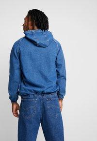 YOURTURN - Kurtka jeansowa - blue denim - 2