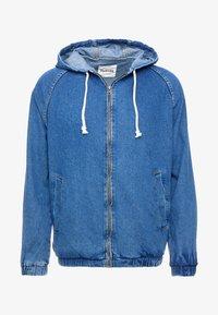 YOURTURN - Kurtka jeansowa - blue denim - 4