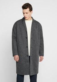 YOURTURN - Manteau classique - mottled grey - 0