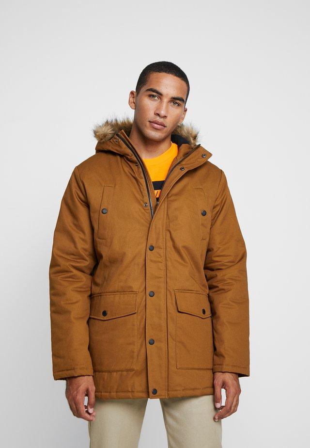 PATEL - Winter coat - brown