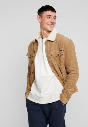 Lett jakke - beige
