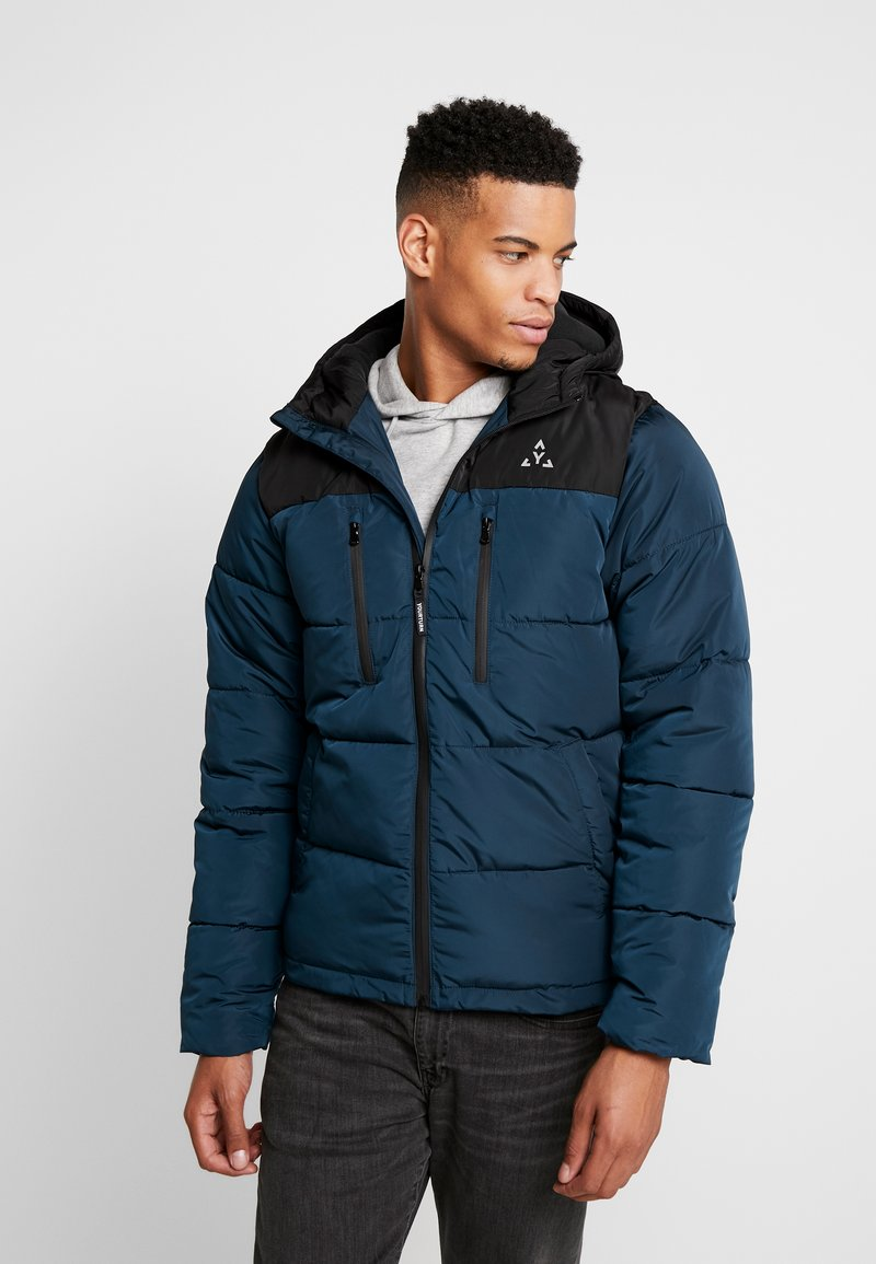 YOURTURN - Zimní bunda - dark blue