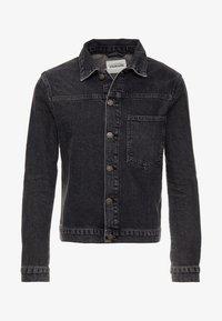 YOURTURN - Giacca di jeans - black denim - 3