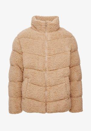 Veste d'hiver - camel