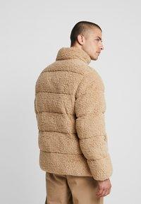 YOURTURN - Zimní bunda - camel - 2