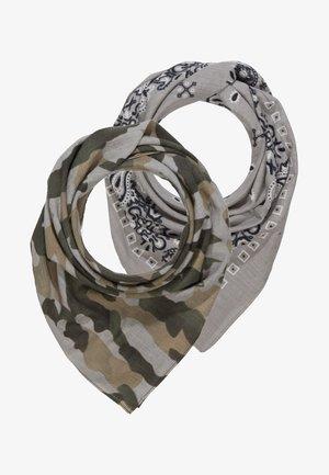 2 PACK - Šátek - grey