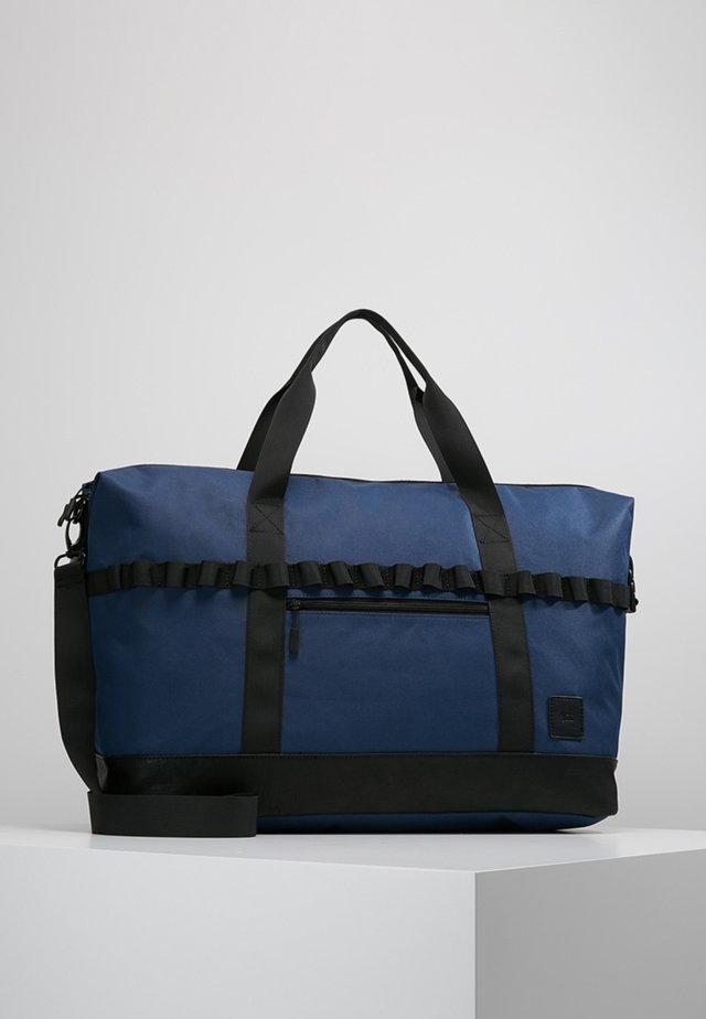 Weekend bag - dark blue