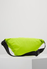 YOURTURN - Bum bag - white/yellow - 2