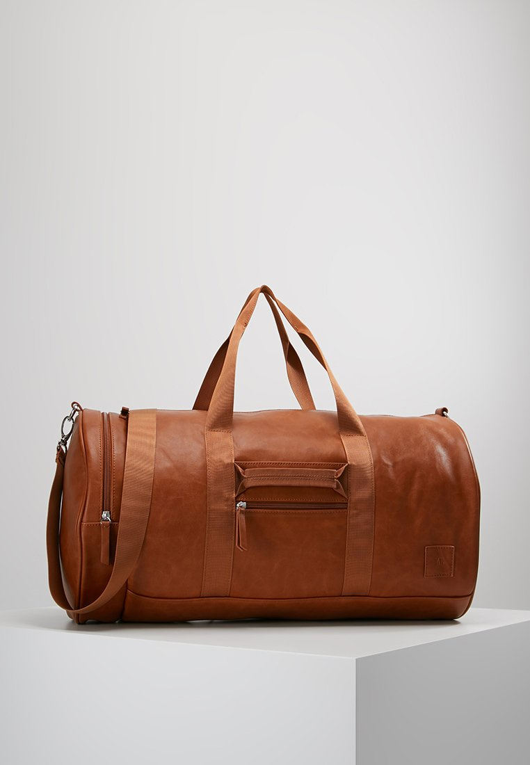 YOURTURN - Weekendbag - cognac