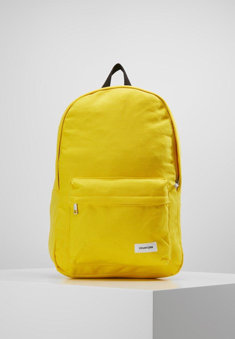 YOURTURN - Rucksack - yellow