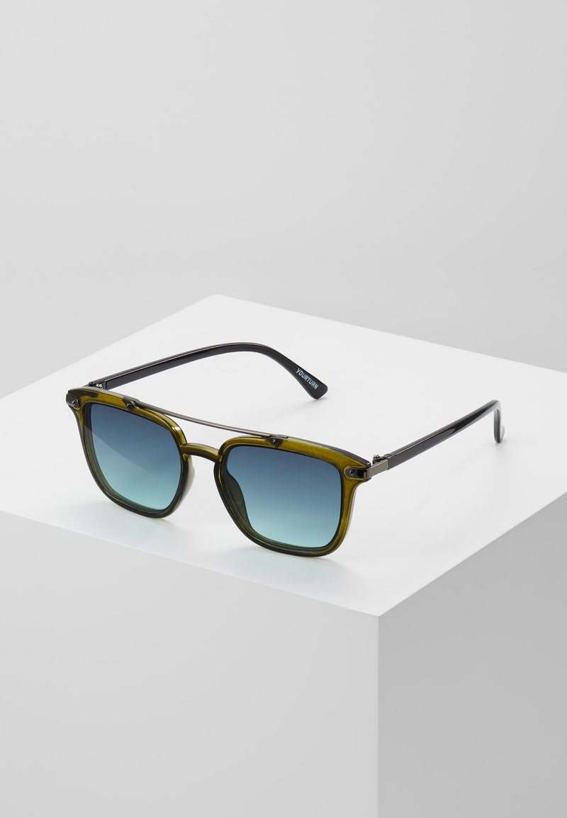YOURTURN - Sunglasses - green