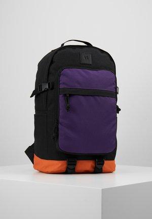 Rucksack - black/purple