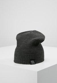 YOURTURN - Bonnet - mottled dark grey - 3