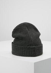 YOURTURN - Bonnet - mottled dark grey - 2