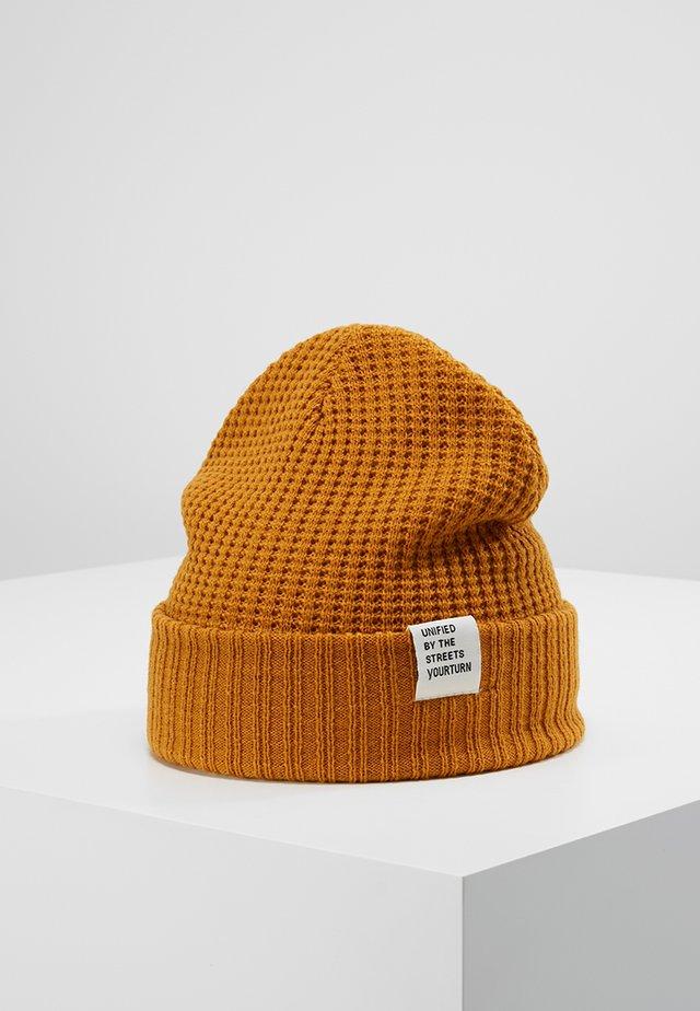 Mütze - mustard