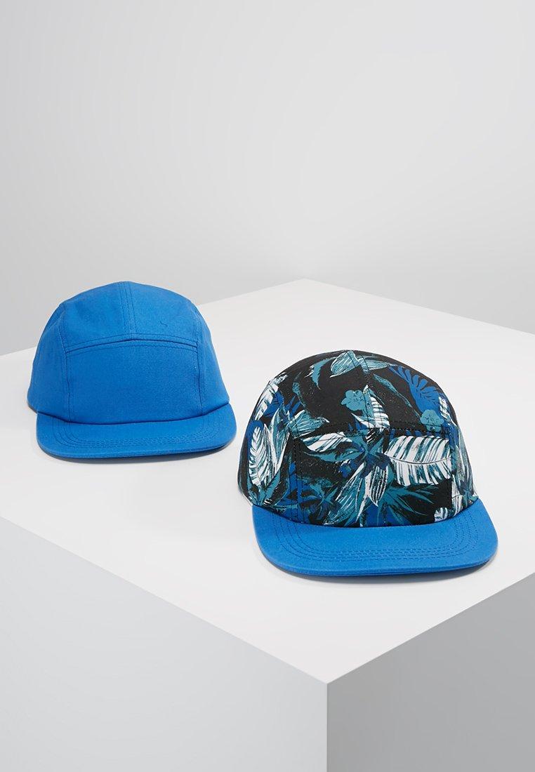 YOURTURN - 2 PACK - Gorra - dark blue/multicoloured