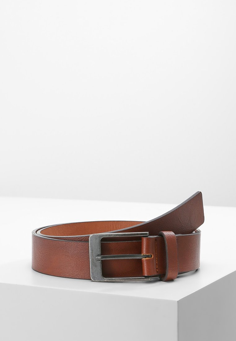 YOURTURN - Belt - cognac