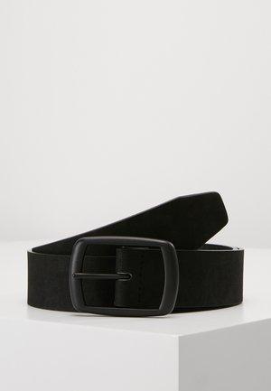 Cinturón - black