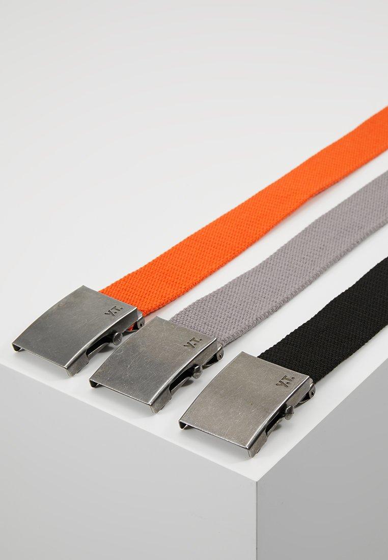 3 orange Black grey PackCeinture Yourturn ZOkTPXiu