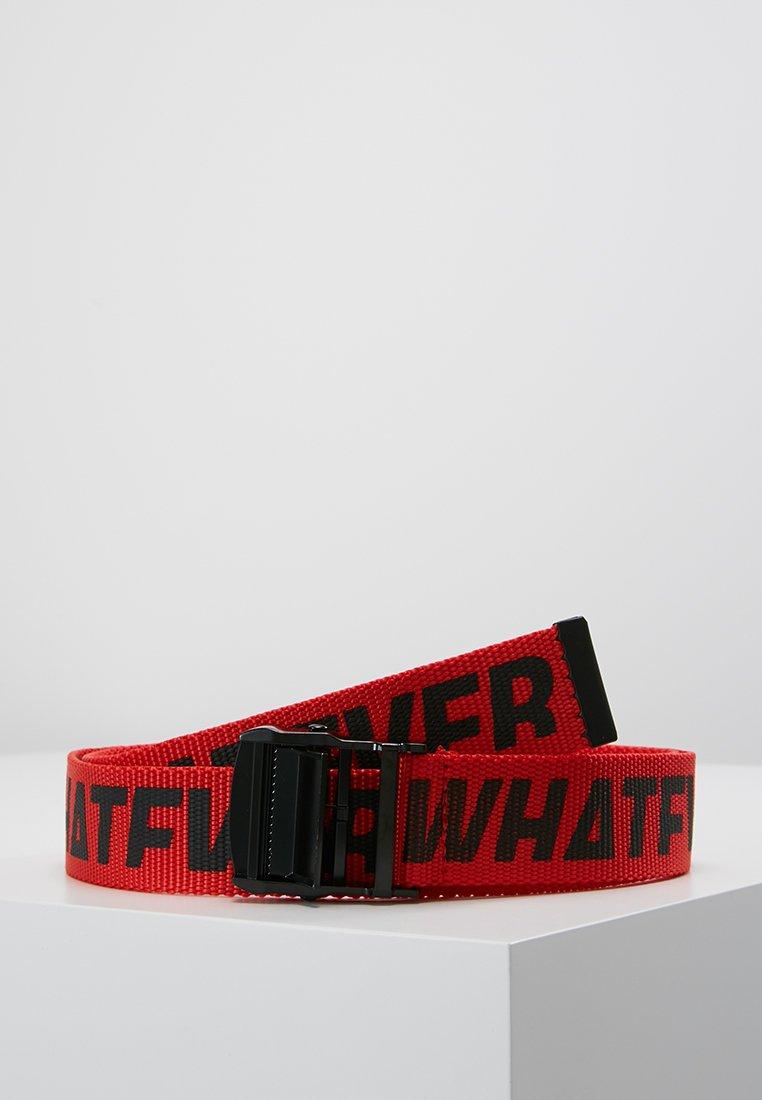 YOURTURN - Belt - red