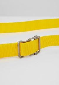 YOURTURN - Cinturón - yellow - 5