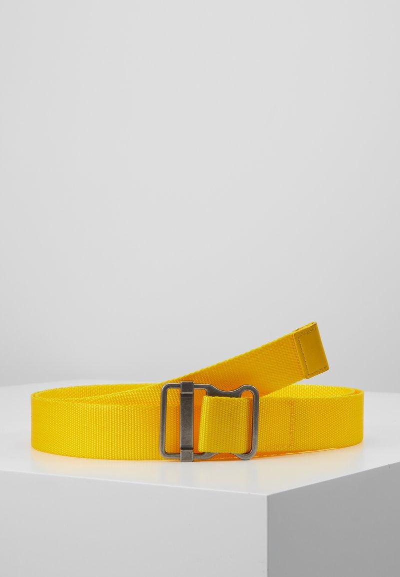 YOURTURN - Bælter - yellow