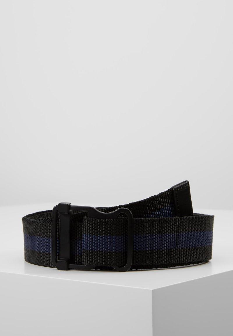 YOURTURN - Pásek - black/dark blue