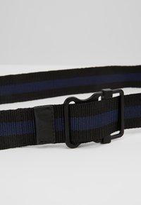 YOURTURN - Pásek - black/dark blue - 5