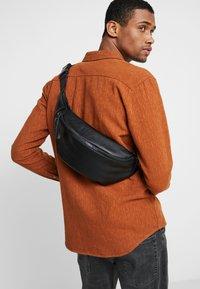YOURTURN - Bum bag - black - 1