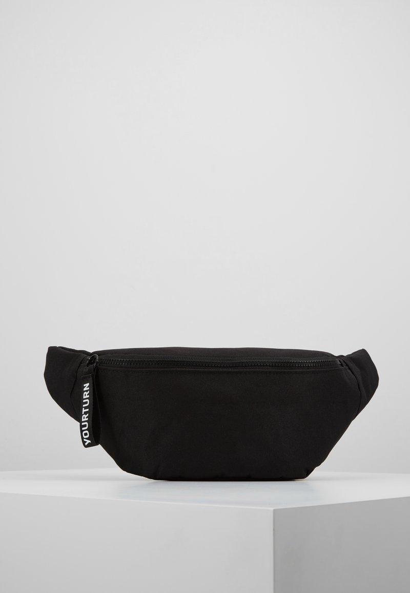 YOURTURN - Bum bag - black