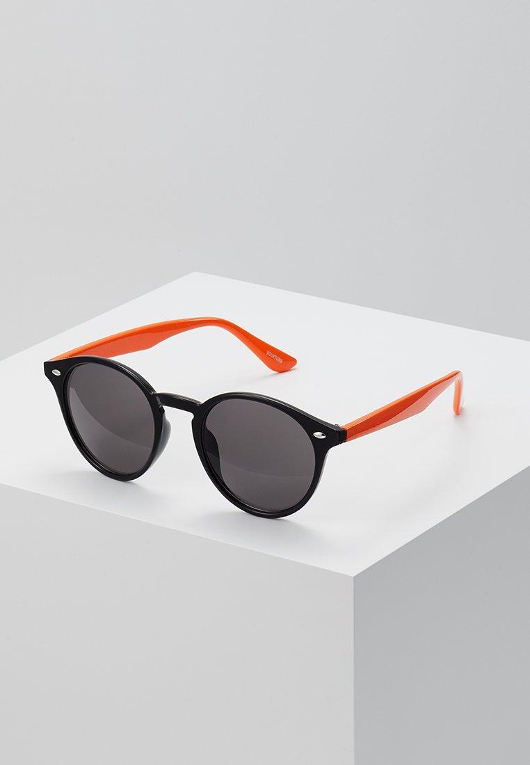 YOURTURN - Sonnenbrille - black/orange