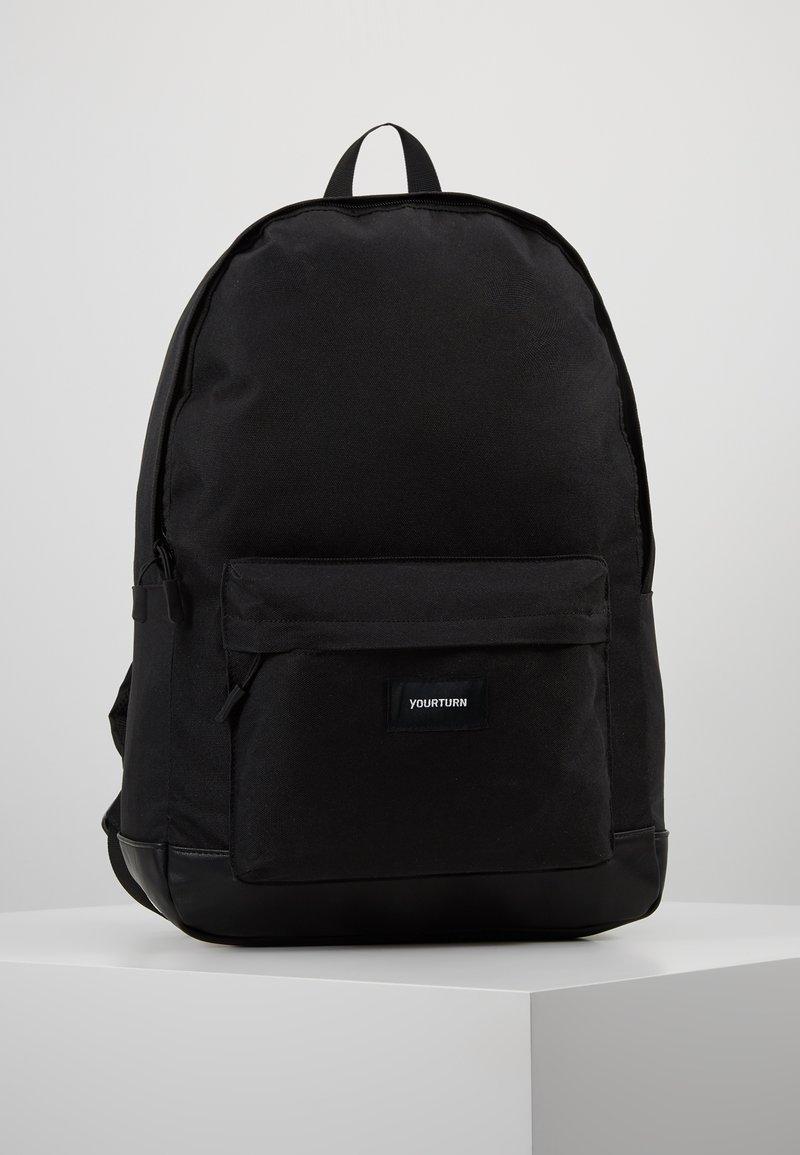 YOURTURN - Plecak - black