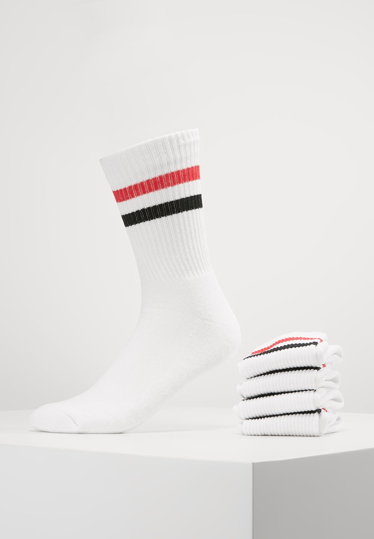 YOURTURN - 5 PACK - Socken - white
