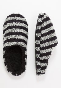 YOURTURN - Domácí obuv - dark gray - 1